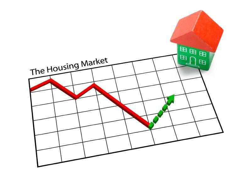 house price correction