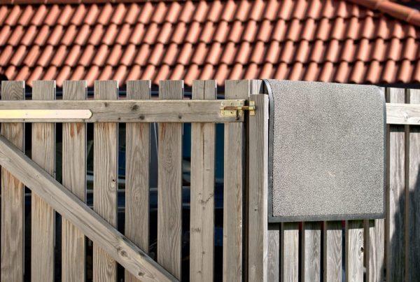 house fence