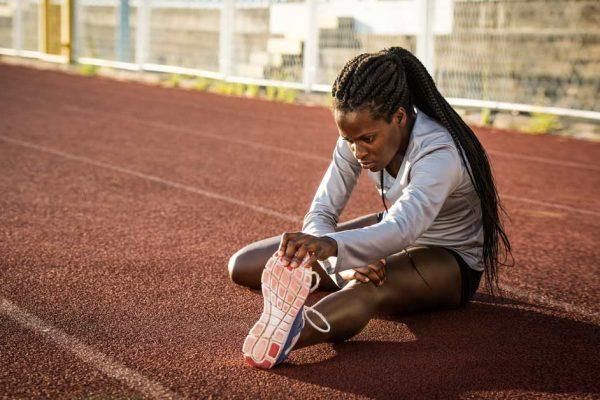 Female-Sprinter-Stretching